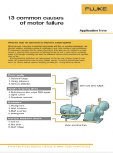 fluke motor failure