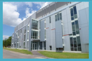 Buff State Tech building